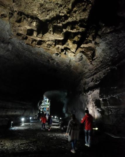 Manganggul Cave, Jeju Island