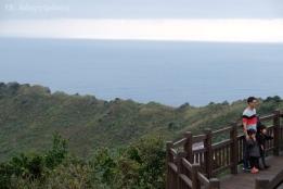เครเตอร์แล้ว // Seongan Itchulbong peak