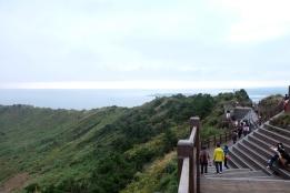 Seongan Itchulbong peak