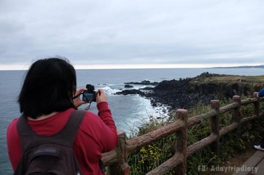 Seopjikoji coast