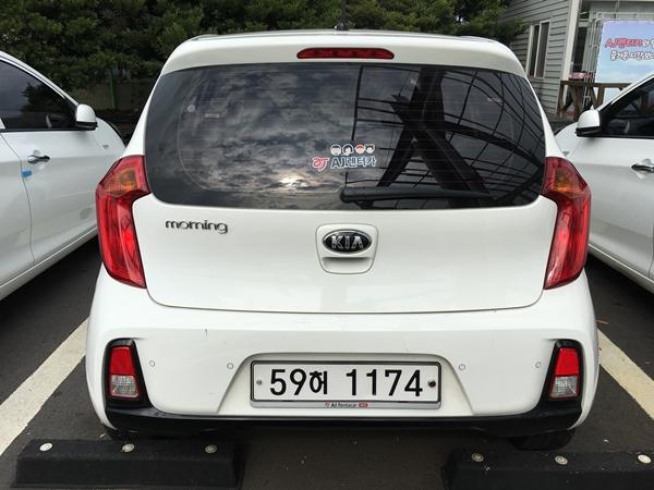 รถของเรา KiA morning!!!
