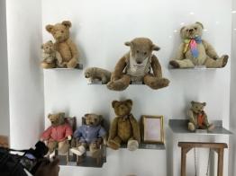 หมีวินเทจของแท้ บางตัวแบอดูน่ากลัวด้วย