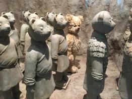 หมีซีอาน!!!! Jeju Teddy Bear Museum
