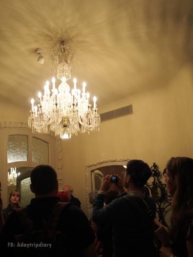 หลังคาเป็นคลื่นๆ Casa Milà บาร์เซโลน่า