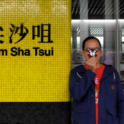 One of the most busiest station. the color is soooo cute yellow & black!
