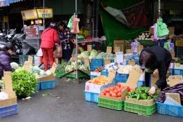 ตลาดใฟน Beitou, Taipei, Taiwan