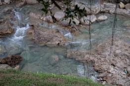 ลำธารน้ำพุร้อนที่เจอระหว่างทาง / Beitou, Taipei, Taiwan