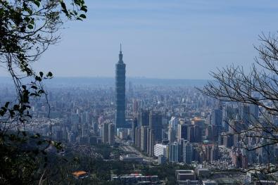 Xiangshan Hiking Trail