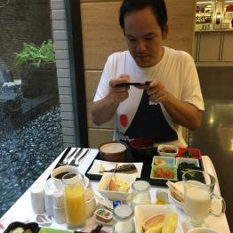 ลืมถ่ายแต่อาหารมา 555 / The Gaia hotel, Beitou, Taipei