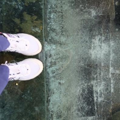 Six senses Qing Cheng mountain น้ำตกจำลอง