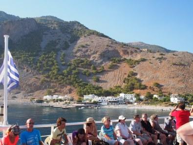 Samaria Gorge, Crete, Greece.