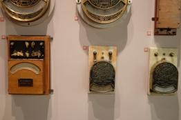มิเตอร์ไฟต่างๆ / American History museum, Washington DC