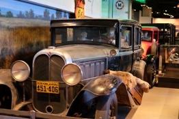 รถสมัยก่อน / American History museum, Washington DC