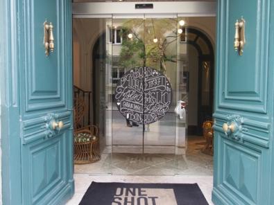 One shot hotel, Madrid