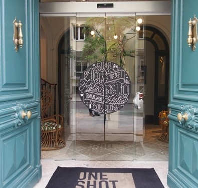 One shot hotel, Madrid