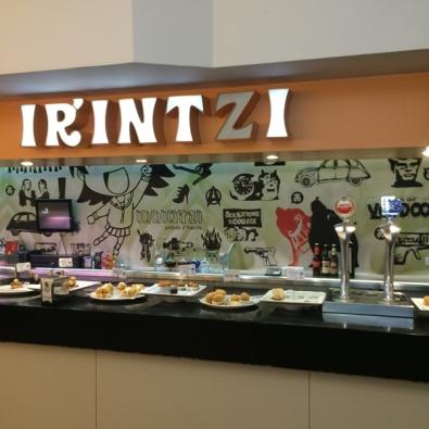 Irrintzi, pintxos &friends, Bilbao.