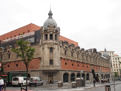 Azkuna Zentroa, Bilbao, Spain