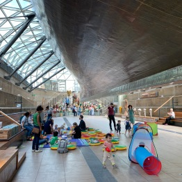 Toddler Time at Cutty Sark