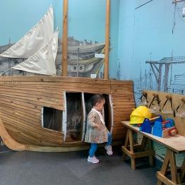 Ahoy, National Maritime Museum